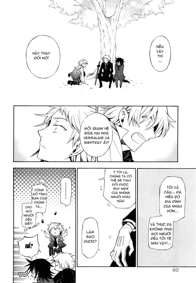 Pandora Hearts chương 047 - retrace: xlvii unbirthday trang 23