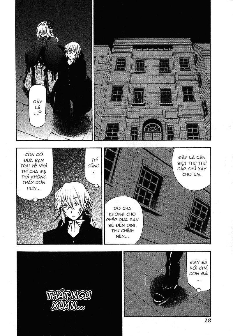 Pandora Hearts chương 046 - retrace: xlvi persona trang 16