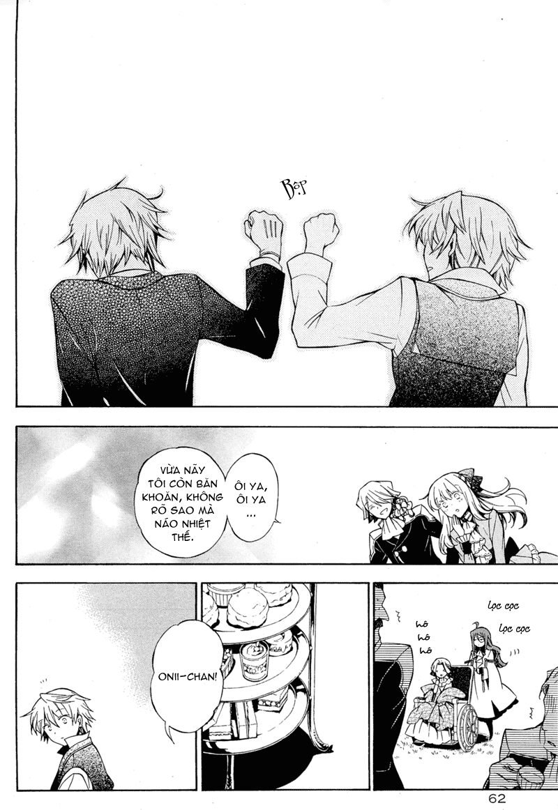 Pandora Hearts chương 047 - retrace: xlvii unbirthday trang 25