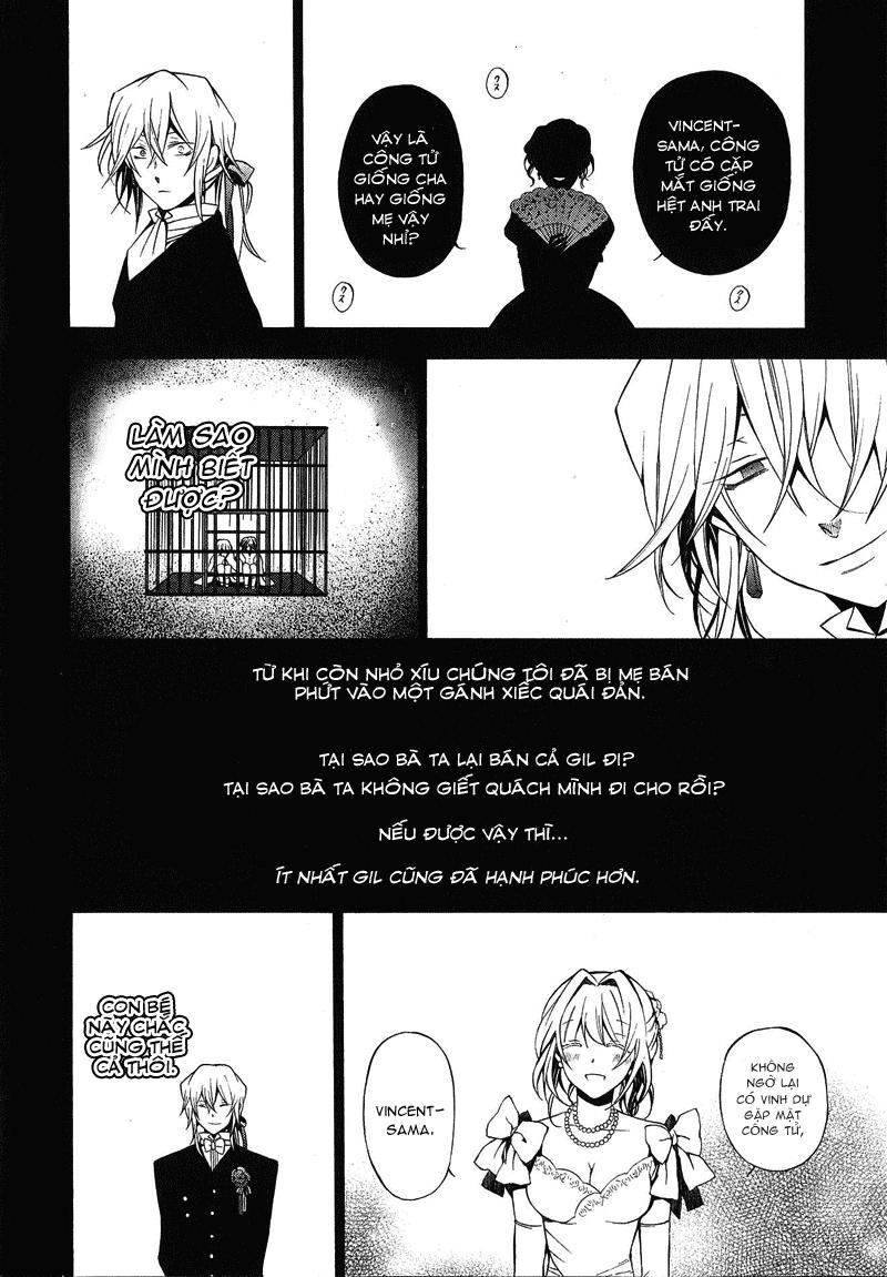 Pandora Hearts chương 046 - retrace: xlvi persona trang 18