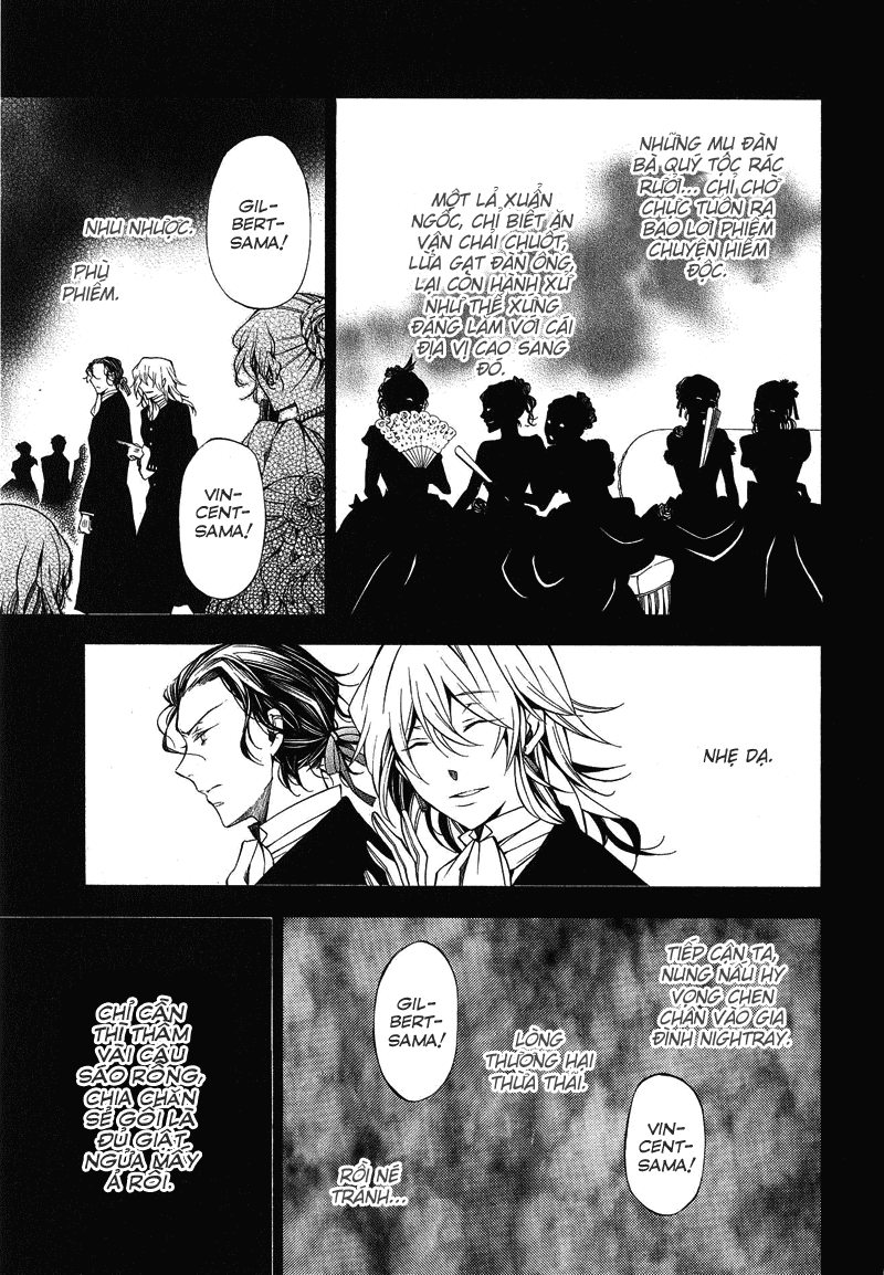 Pandora Hearts chương 046 - retrace: xlvi persona trang 17