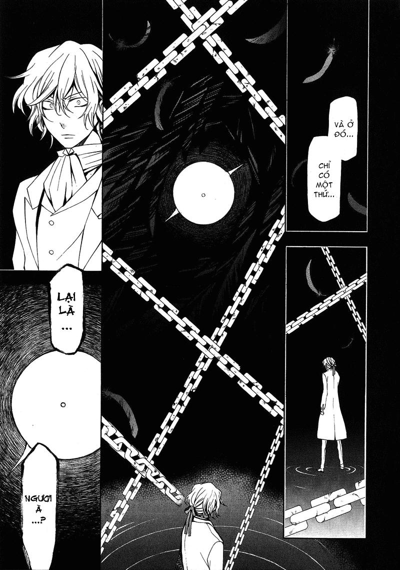 Pandora Hearts chương 045-b - retrace: xlv queen of hurts trang 12