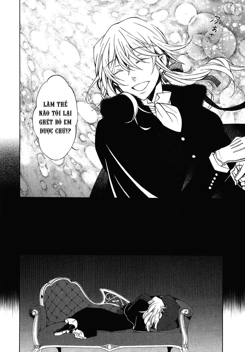 Pandora Hearts chương 046 - retrace: xlvi persona trang 27