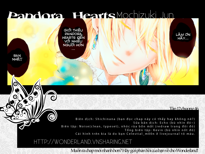 Pandora Hearts chương 046 - retrace: xlvi persona trang 42