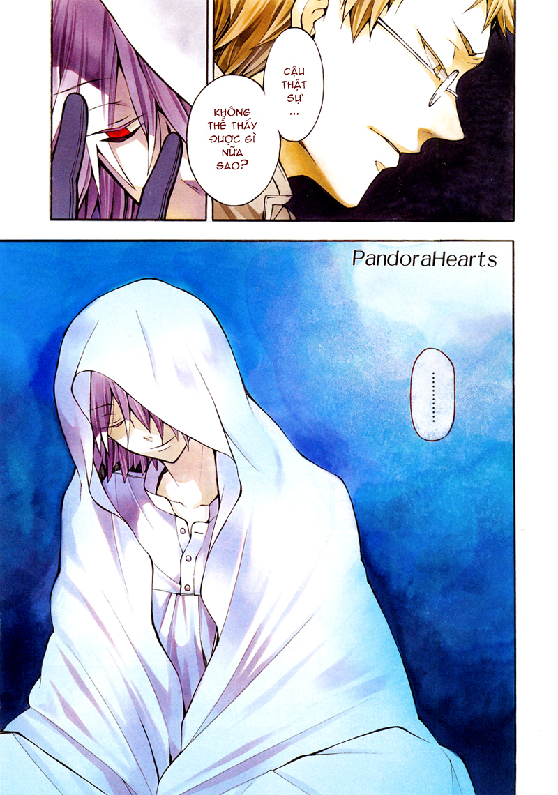 Pandora Hearts chương 043 - retrace: xliii crown of clown trang 2
