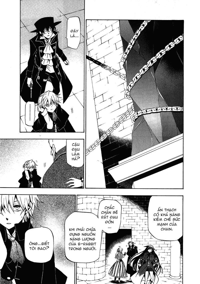 Pandora Hearts chương 044 - retrace: xliv dusty sky trang 27