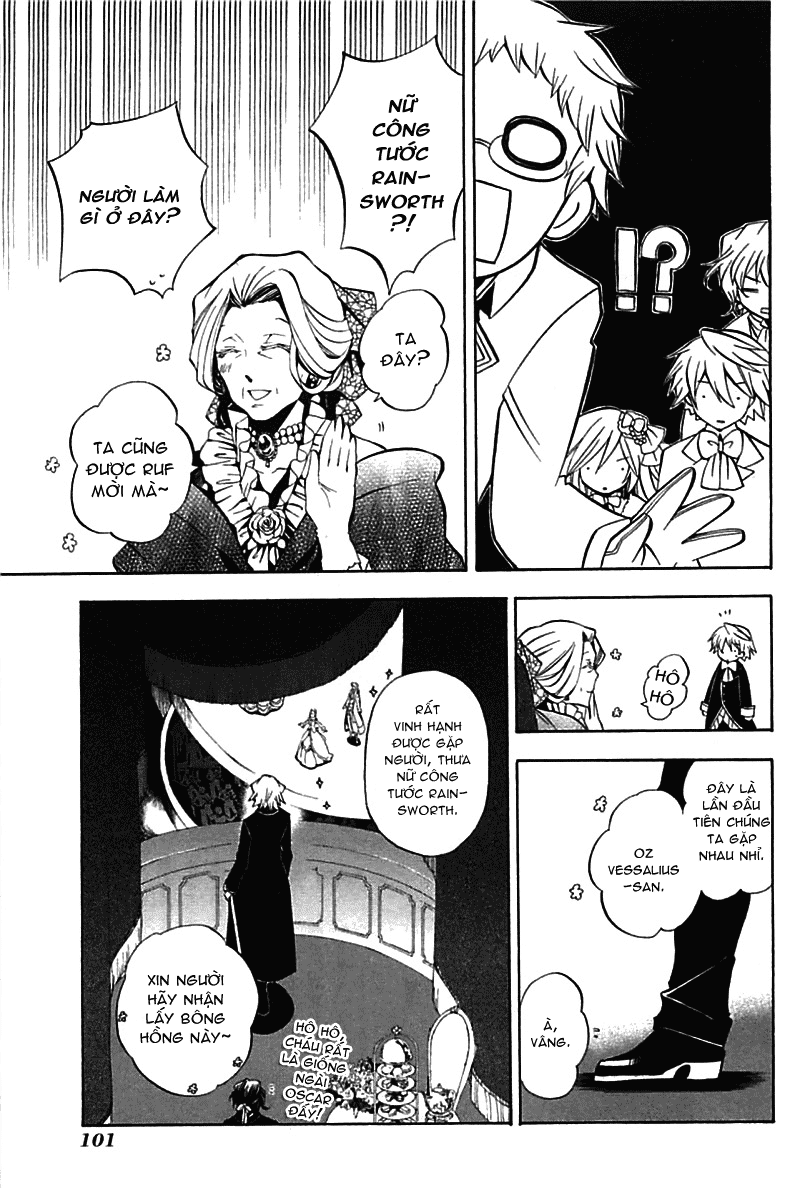 Pandora Hearts chương 029 - retrace: xxxix rufus=barma trang 9