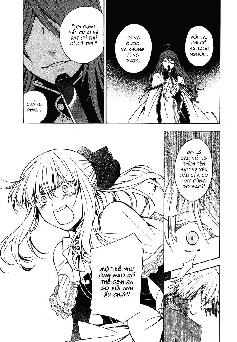 Pandora Hearts chương 043 - retrace: xliii crown of clown trang 37