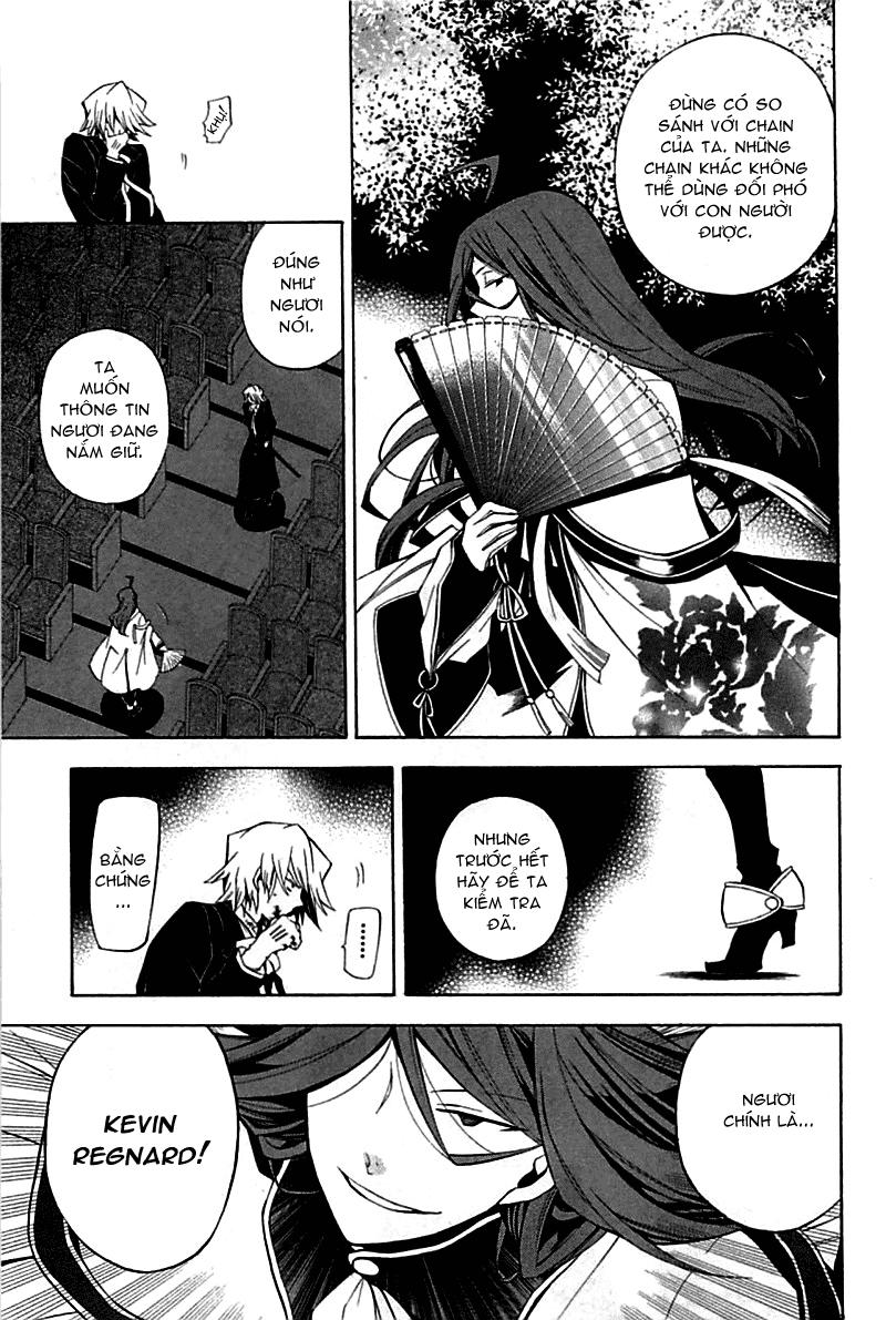 Pandora Hearts chương 030 - retrace: xxx snow white chaos trang 6