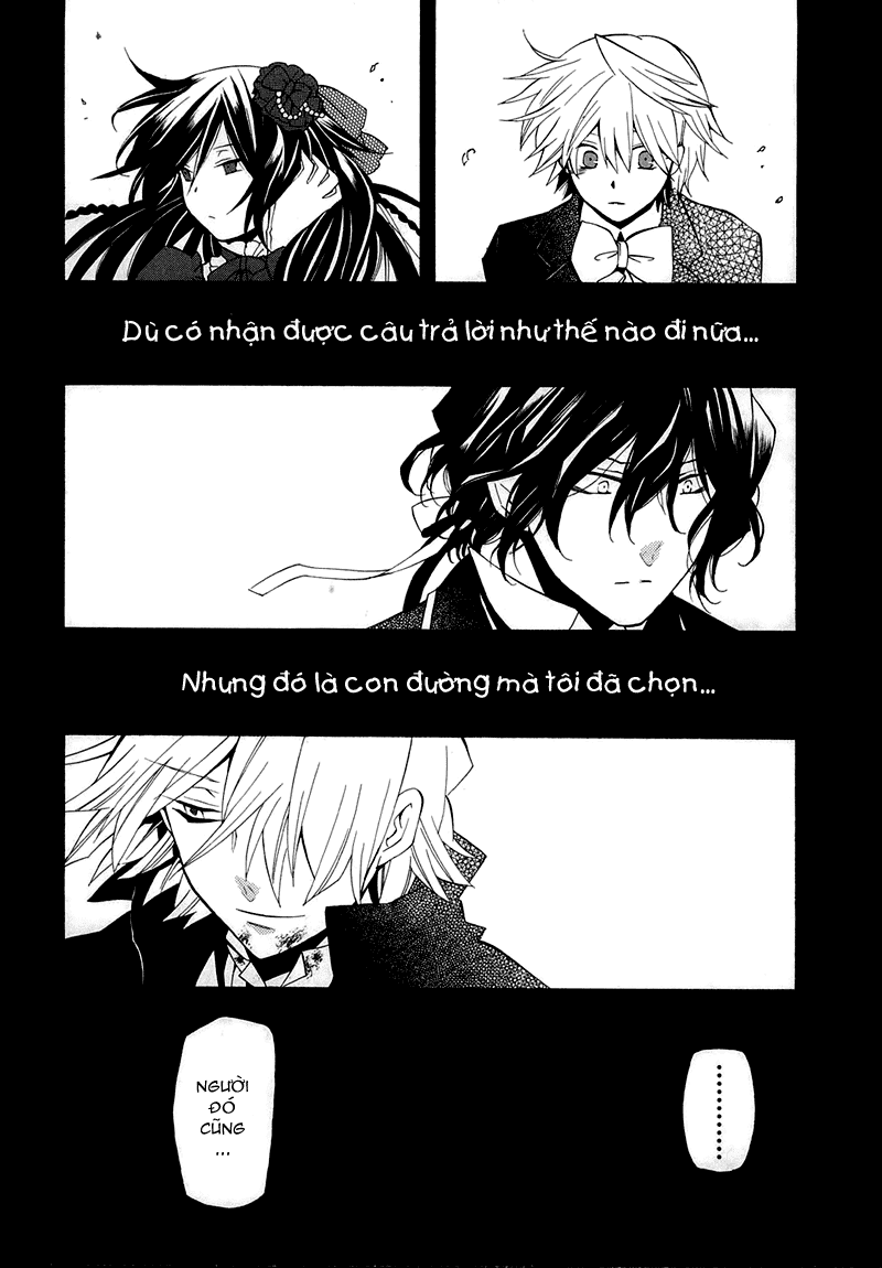 Pandora Hearts chương 032 - retrace: xxxii snow dome trang 43
