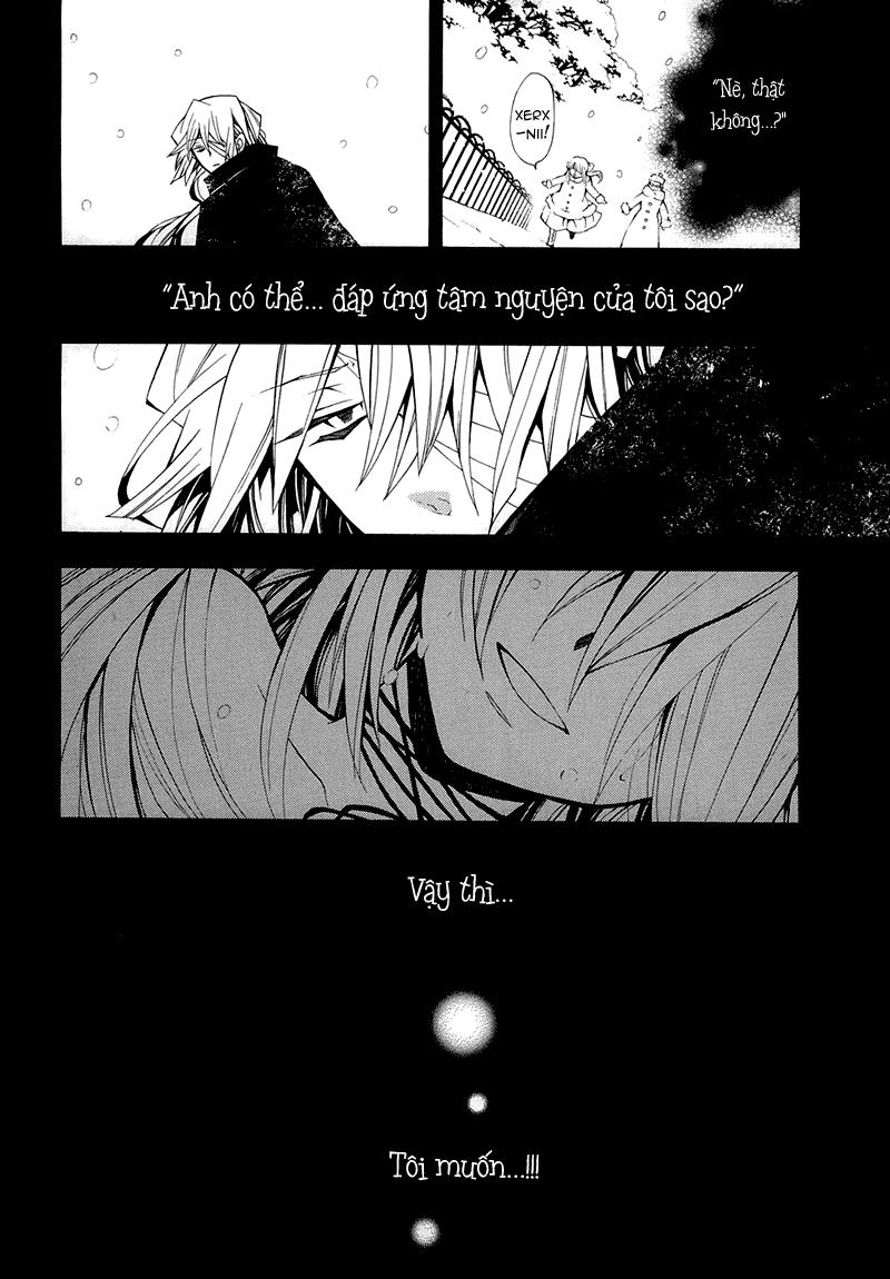 Pandora Hearts chương 032 - retrace: xxxii snow dome trang 51