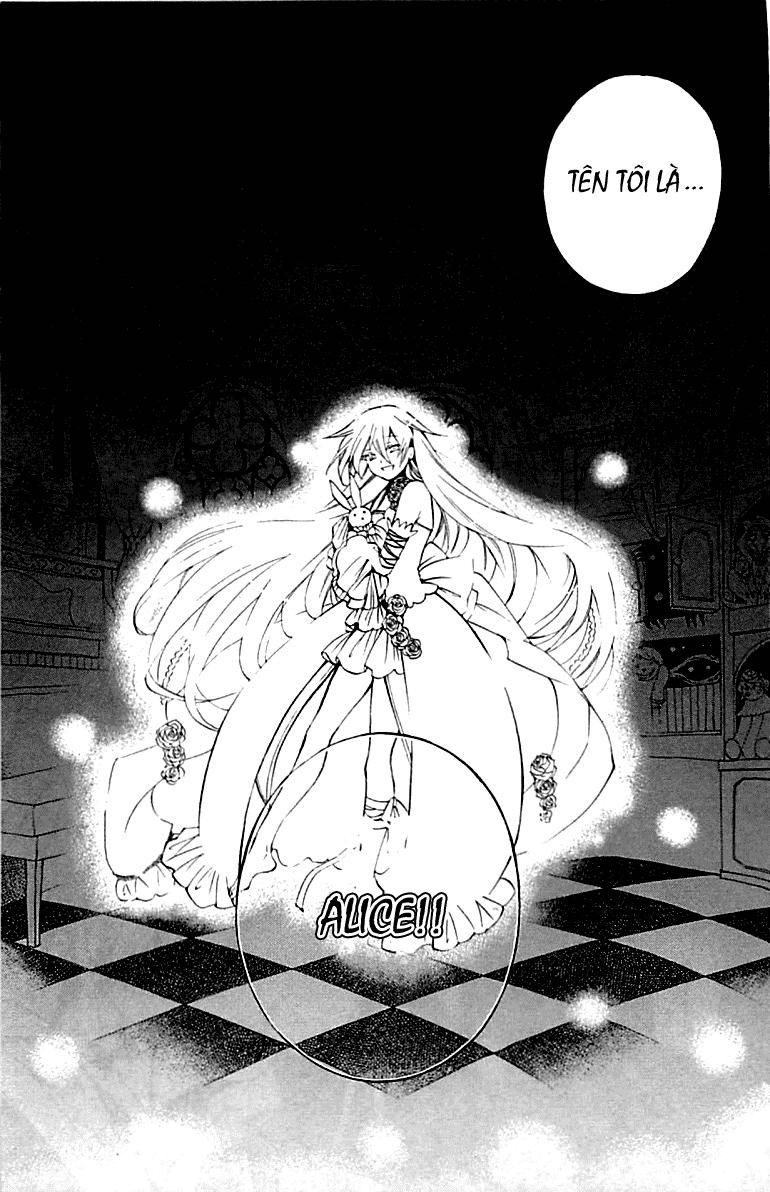 Pandora Hearts chương 030 - retrace: xxx snow white chaos trang 22