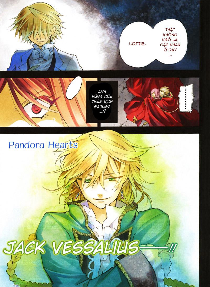 Pandora Hearts chương 027 - retrace: xxvii get out of the pool trang 4