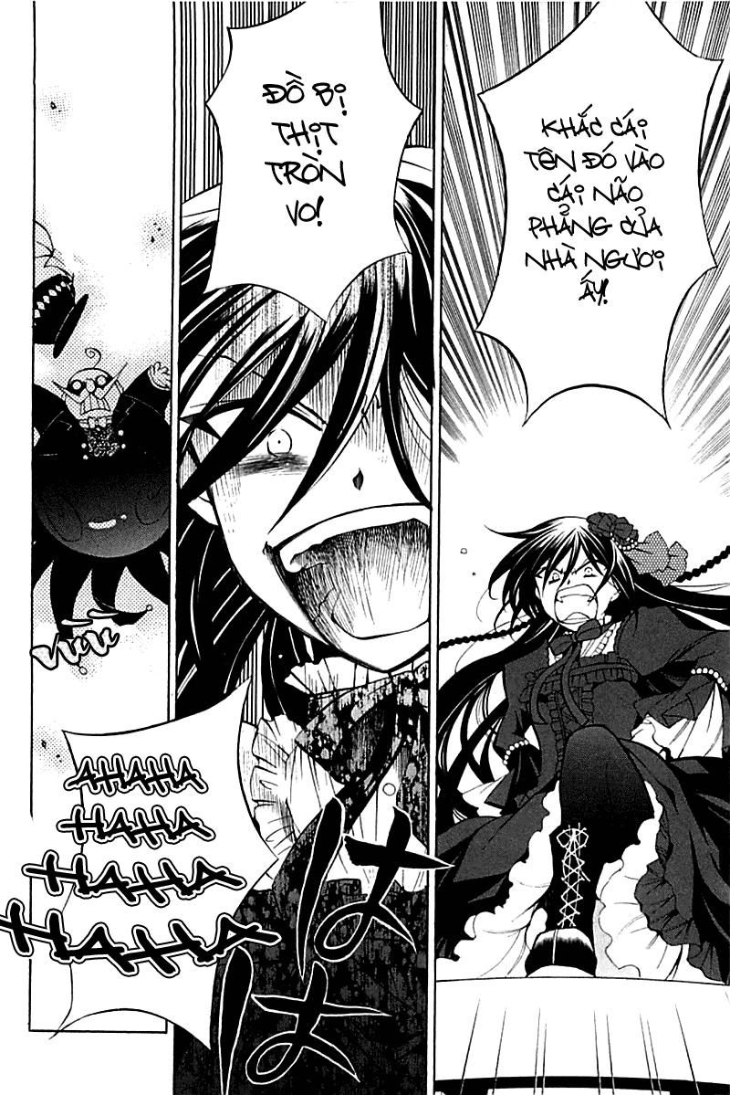 Pandora Hearts chương 029 - retrace: xxxix rufus=barma trang 28