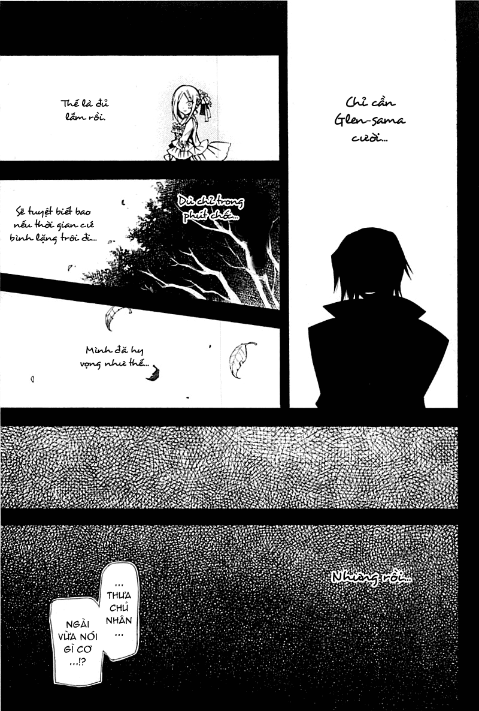 Pandora Hearts chương 027 - retrace: xxvii get out of the pool trang 18