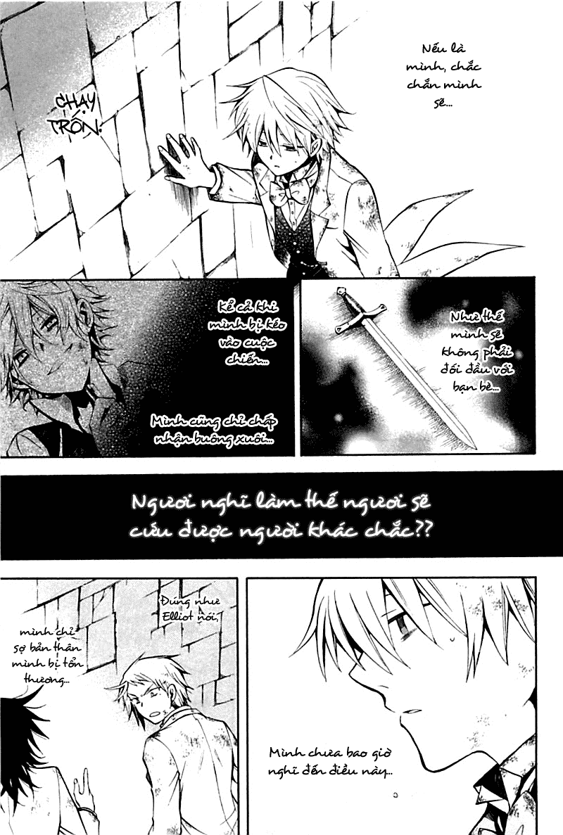 Pandora Hearts chương 027 - retrace: xxvii get out of the pool trang 33