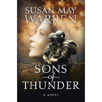 LitFuse Blog Tour Review(and double contest!): Sons of Thunder by Susan May Warren