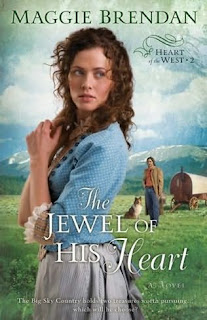 The Jewel of His Heart by Maggie Brendan Blog Tour Review
