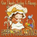 Happy Thanksgiving from Book Reviews by Buuklvr81!!!