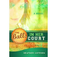 Blog Tour Review: The Ball's in Her Court by Heather Justesen