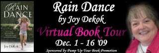 Blog Tour :Rain Dance by Joy DeKok