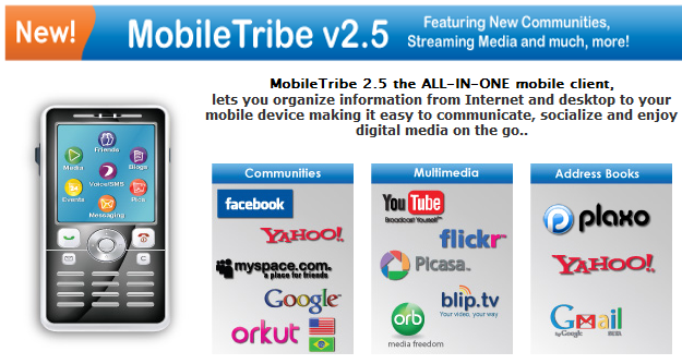 MobileTribe Top 5 Instant Messengers for Mobiles
