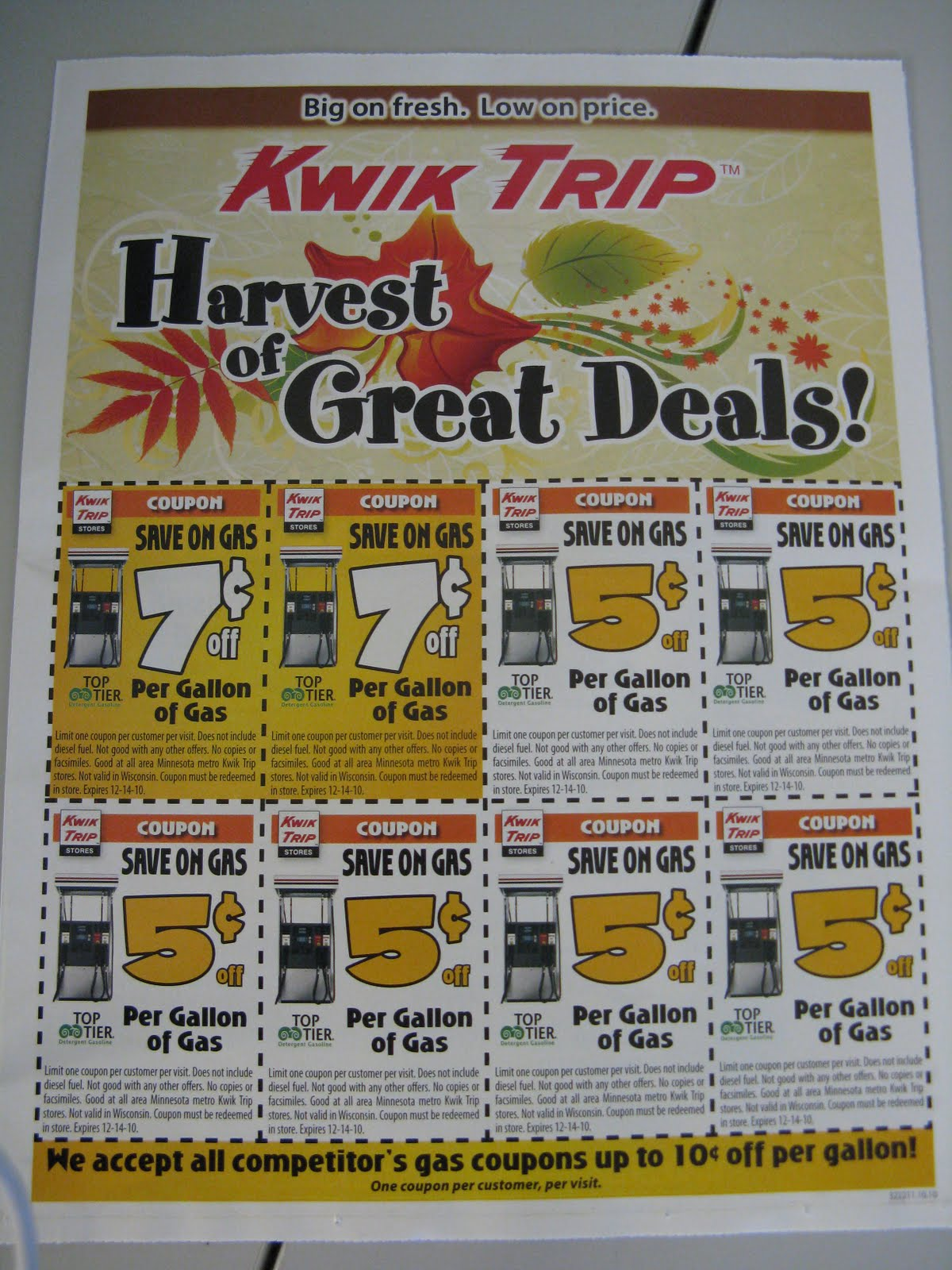 It is a graphic of Breathtaking Gas Coupons Printable