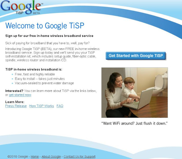 How to Sign up for Google TiSP BETA (Wireless internet ...