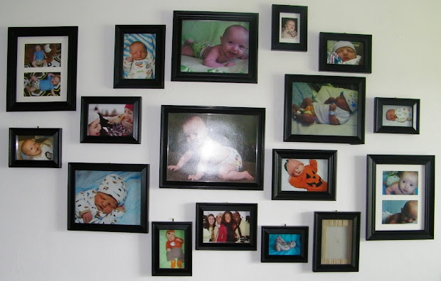 Oliw Frame Collage Wall