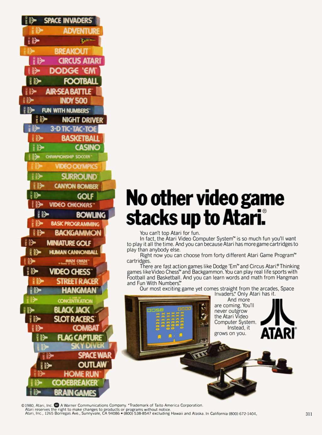 Atari 2600 Vcs Mr Do Scans Dump Download: Kingy Graphic Design History: PENNY: Post 7: Atari