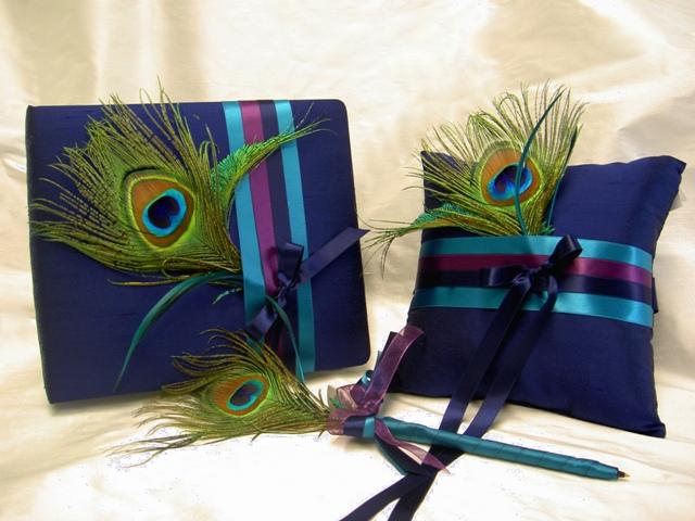 My Wedding Favors Etc: Peacock Wedding Theme Ideas – Looking