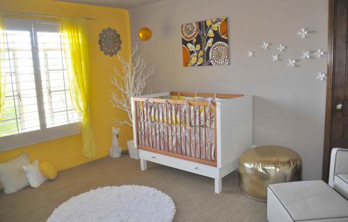 Baby Decor Blog Yellow Nurseries