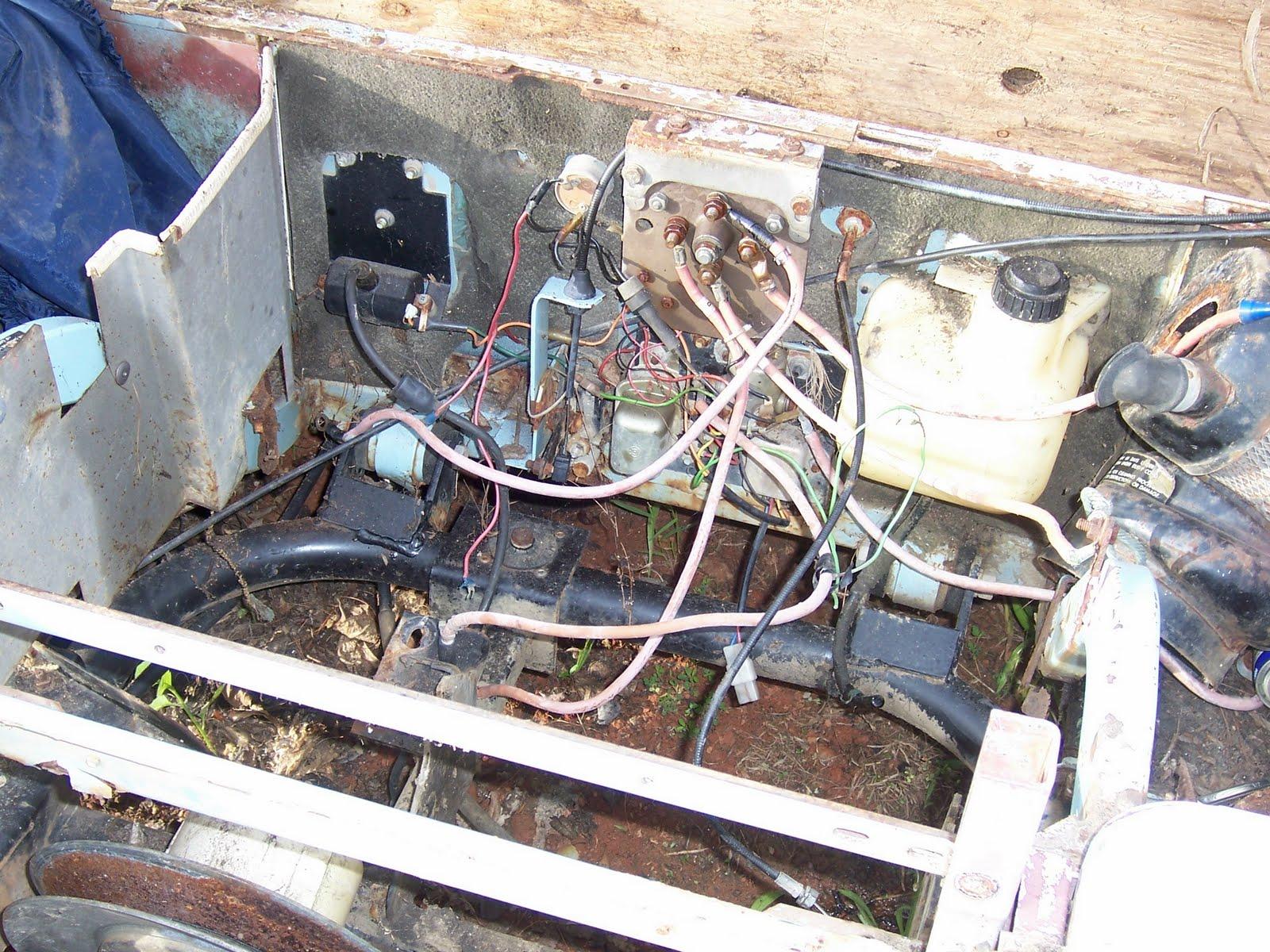 83 marathon rebuild project rh buggiesgonewild com ez go golf cart voltage regulator wiring diagram ford voltage regulator schematic [ 1600 x 1200 Pixel ]