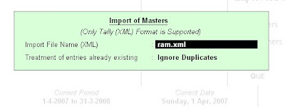Import of Data in tally 9 | Accounting Education
