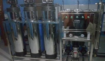 Water Refilling Station Reverse Osmosis 2 000 3 000