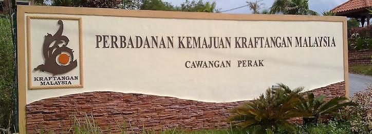 Kraftangan Malaysia Cawangan Perak Hari Bertemu Pelangan Perbadanan Kemajuan Kraftangan Malaysia