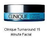 Clinique Turnaround 15 Minute Facial