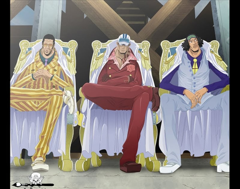 3 Admiral - One Piece Picture ~ Anime Wallpapers Zone
