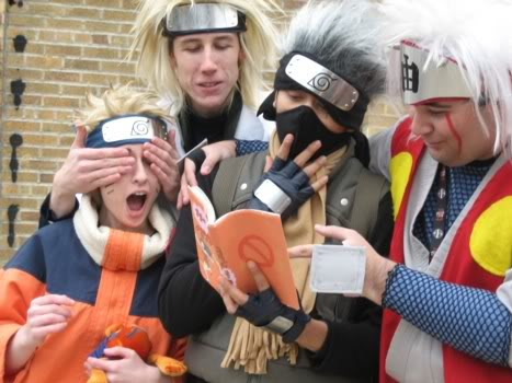 Bleach And Cars New Best Naruto Cosplay