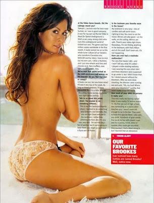 Brooke burke stuffmagazine