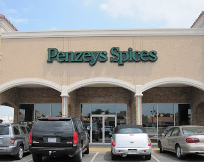 A Nose for Penzeys Spices