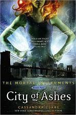 Win a copy of City of Ashes!!