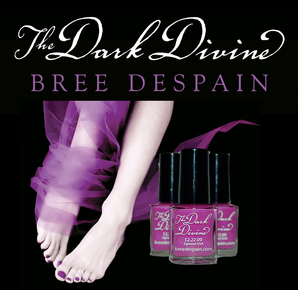 The Dark Divine Nail Polish Winners!