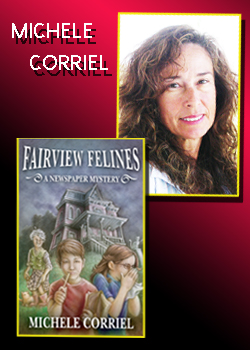 Author Guest Post: Michele Corriel