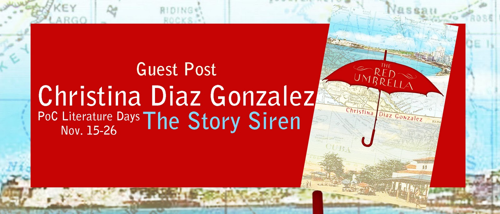 Guest Post: Christina Gonzalez