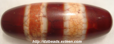 CLICK TO INLARGE DZI BEAD