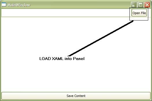 Lazy Load XAML content from External File and Vice Versa