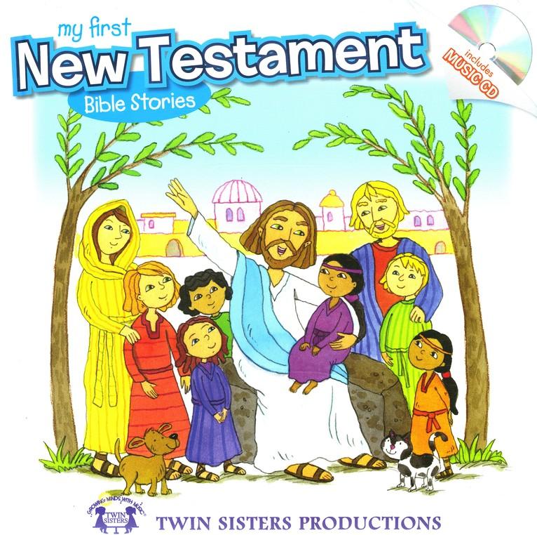 Christian Children's Book Review: My First New Testament ...