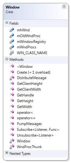 Virtual Reality: Creating a Window Wrapper Class in C++