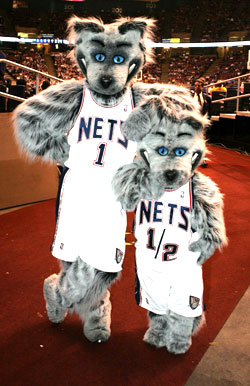 best website a1304 f63f6 Zombies Can Dunk: The NBA's Creepiest Mascot Tourney: Rd 1 ...